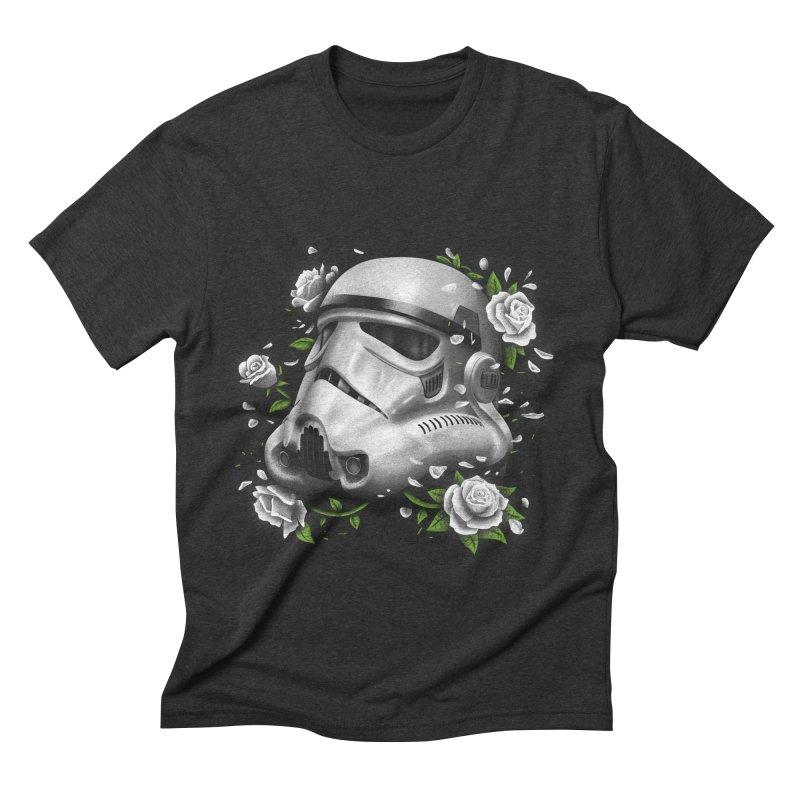 Phantom of the Empire Trooper Men's Triblend T-shirt by vincenttrinidad's Artist Shop