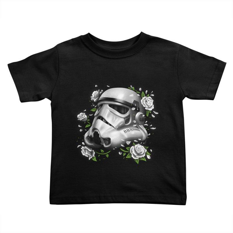 Phantom of the Empire Trooper Kids Toddler T-Shirt by vincenttrinidad's Artist Shop
