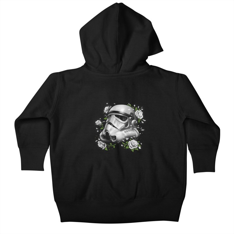 Phantom of the Empire Trooper Kids Baby Zip-Up Hoody by vincenttrinidad's Artist Shop