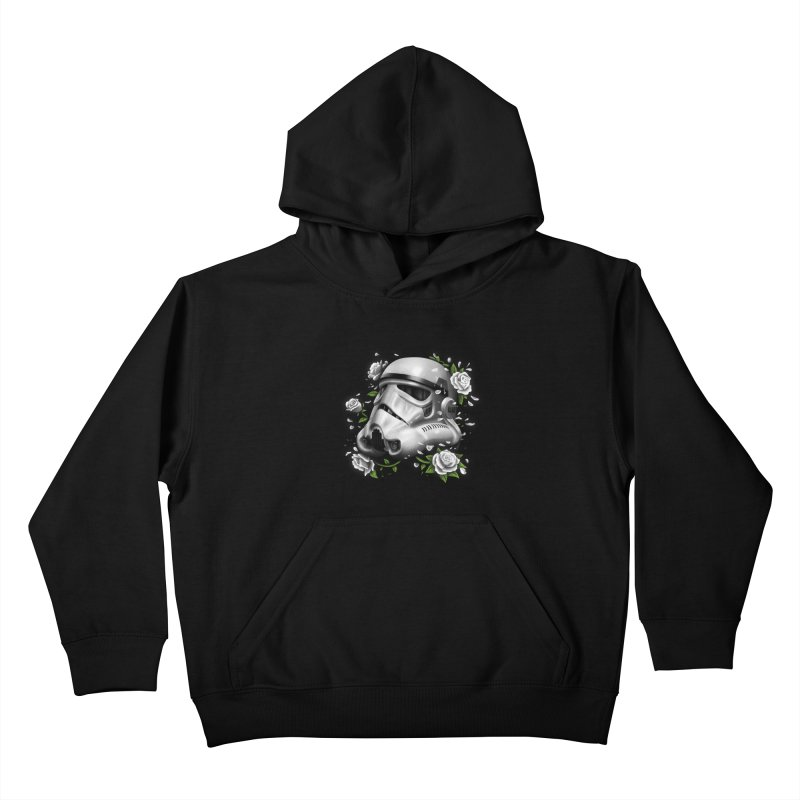 Phantom of the Empire Trooper Kids Pullover Hoody by vincenttrinidad's Artist Shop