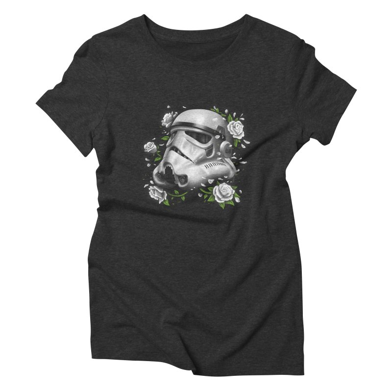 Phantom of the Empire Trooper Women's Triblend T-shirt by vincenttrinidad's Artist Shop