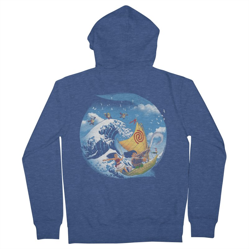 A Tropical Journey Women's Zip-Up Hoody by vincenttrinidad's Artist Shop