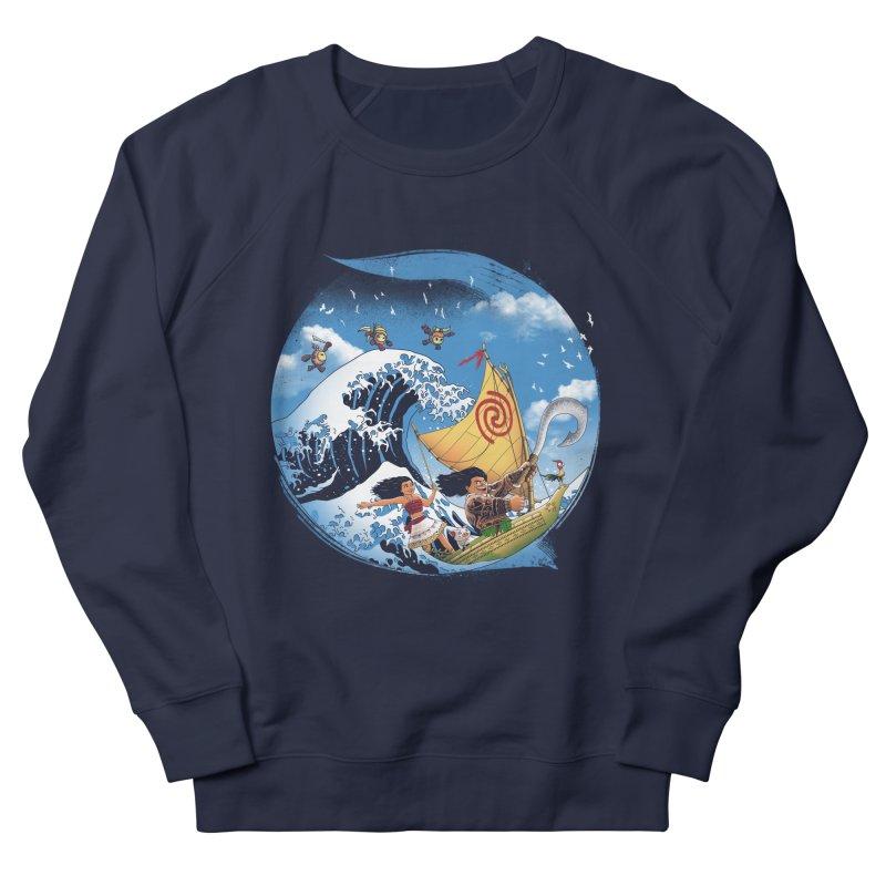 A Tropical Journey Women's Sweatshirt by vincenttrinidad's Artist Shop