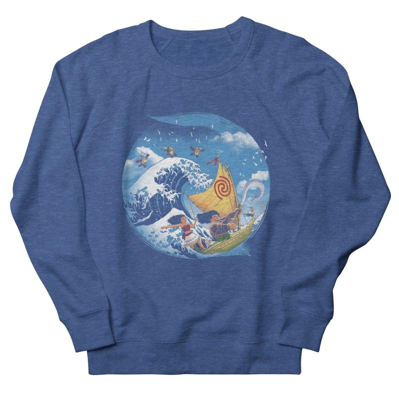A Tropical Journey Men's Sweatshirt by vincenttrinidad's Artist Shop