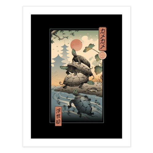 image for Kame Kame Ukiyo-e