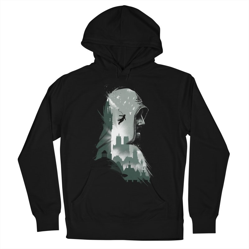 Assassin's Flight Women's Pullover Hoody by vincenttrinidad's Artist Shop
