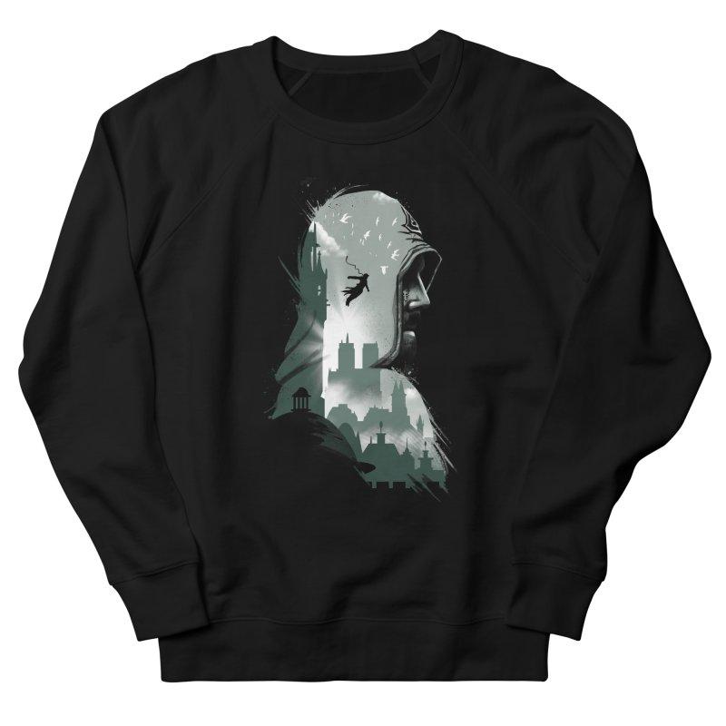 Assassin's Flight Men's Sweatshirt by vincenttrinidad's Artist Shop