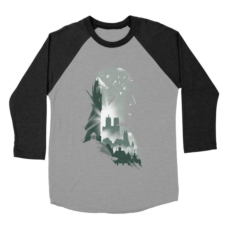 Assassin's Flight Women's Baseball Triblend T-Shirt by vincenttrinidad's Artist Shop