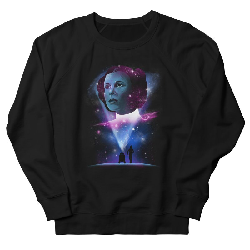 Galactic Princess Men's Sweatshirt by vincenttrinidad's Artist Shop