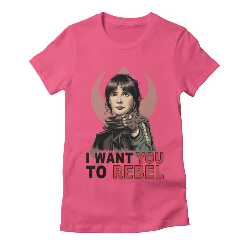 I Want You To Rebel   by vincenttrinidad's Artist Shop