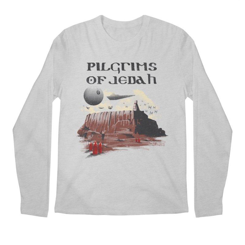 The Pilgrimage Men's Longsleeve T-Shirt by vincenttrinidad's Artist Shop