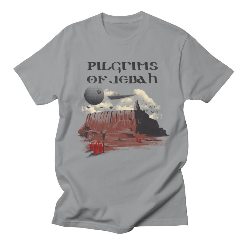 The Pilgrimage Men's T-shirt by vincenttrinidad's Artist Shop