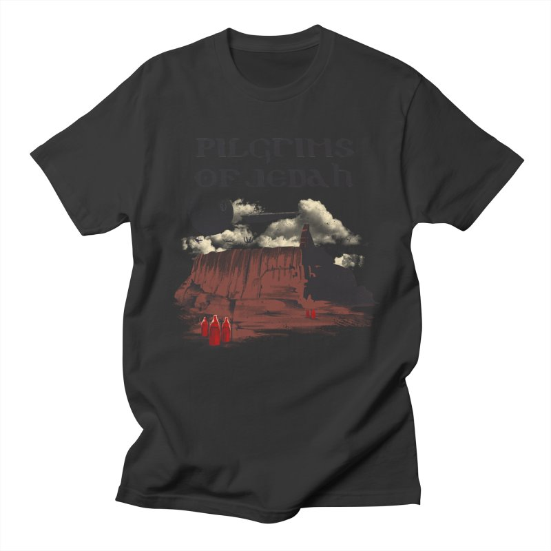 The Pilgrimage Women's Unisex T-Shirt by vincenttrinidad's Artist Shop