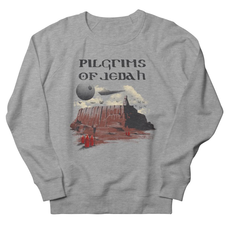 The Pilgrimage Men's Sweatshirt by vincenttrinidad's Artist Shop
