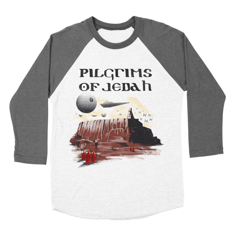 The Pilgrimage Men's Baseball Triblend T-Shirt by vincenttrinidad's Artist Shop