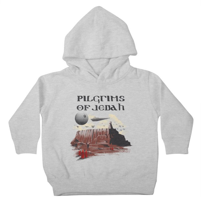 The Pilgrimage Kids Toddler Pullover Hoody by vincenttrinidad's Artist Shop