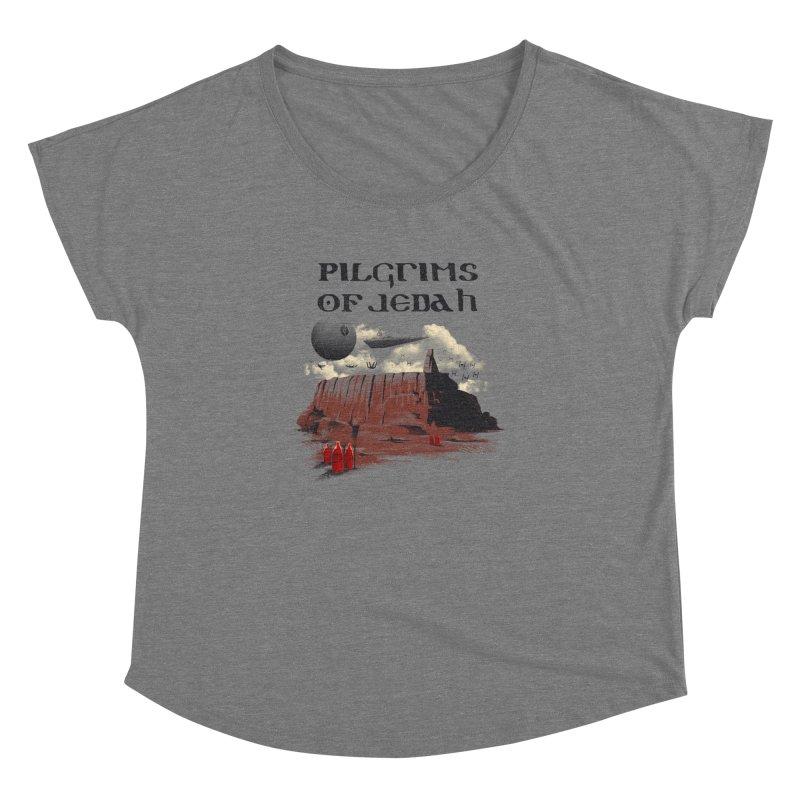The Pilgrimage Women's Dolman by vincenttrinidad's Artist Shop