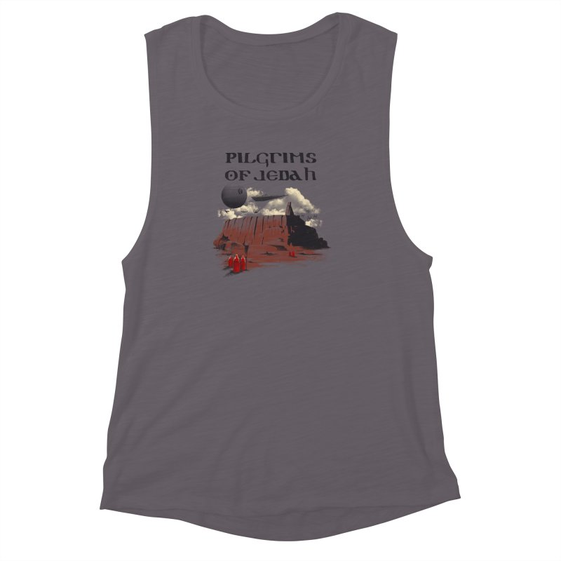 The Pilgrimage Women's Muscle Tank by vincenttrinidad's Artist Shop
