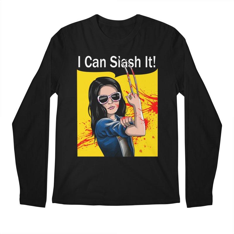 I Can Slash It Men's Longsleeve T-Shirt by vincenttrinidad's Artist Shop
