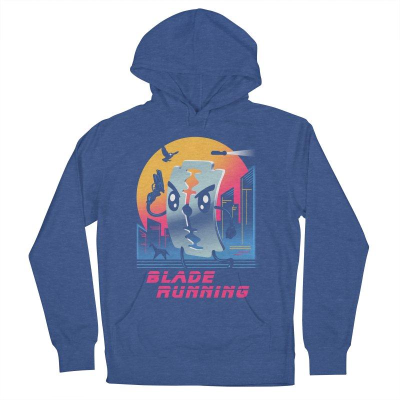 Blade Running Women's Pullover Hoody by vincenttrinidad's Artist Shop