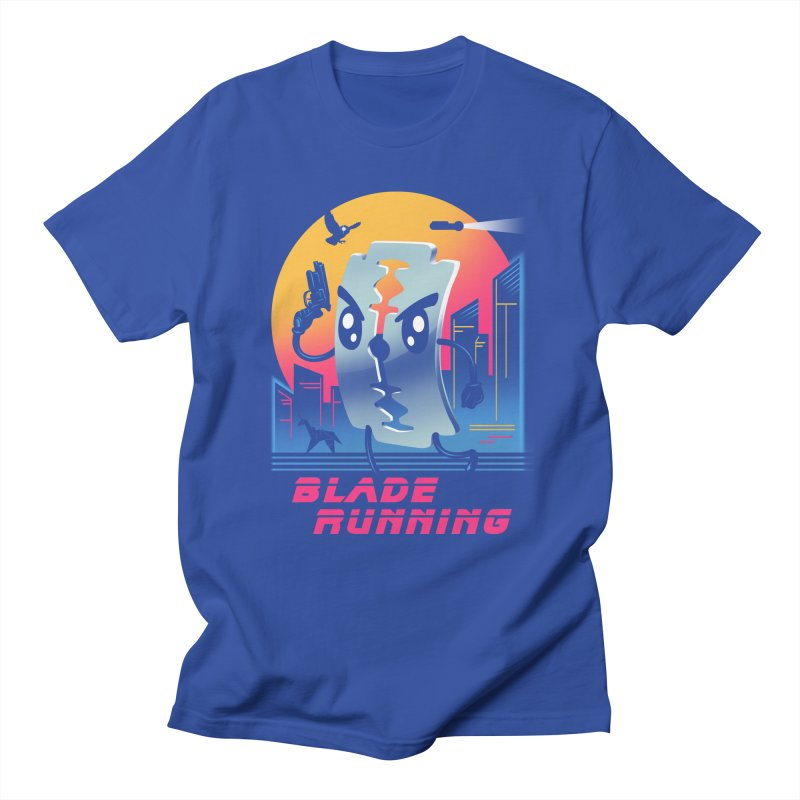Blade Running Women's Unisex T-Shirt by vincenttrinidad's Artist Shop