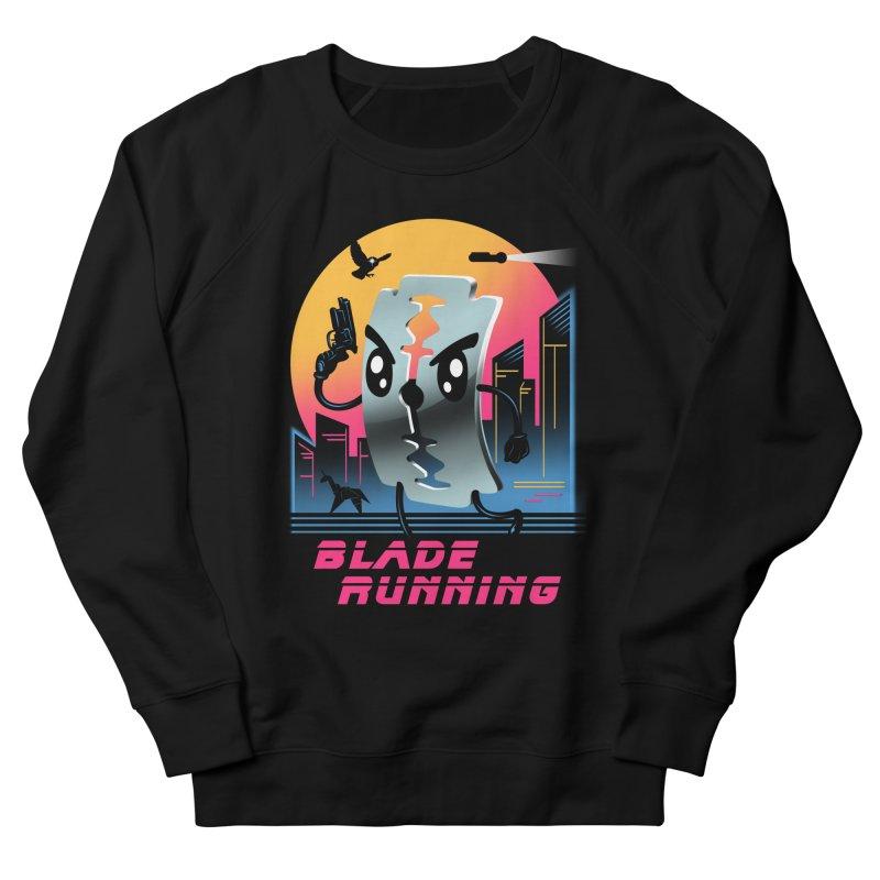 Blade Running Women's Sweatshirt by vincenttrinidad's Artist Shop
