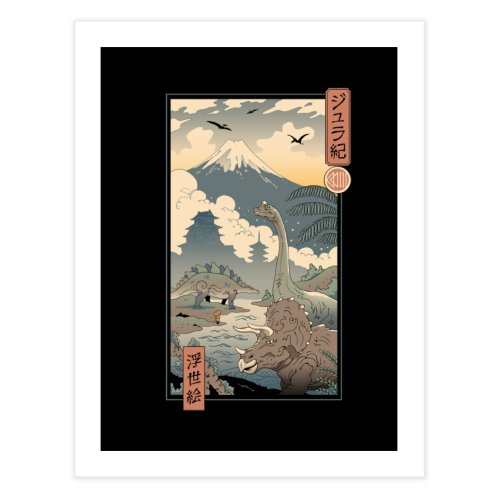 image for Jurassic Ukiyo-e 1