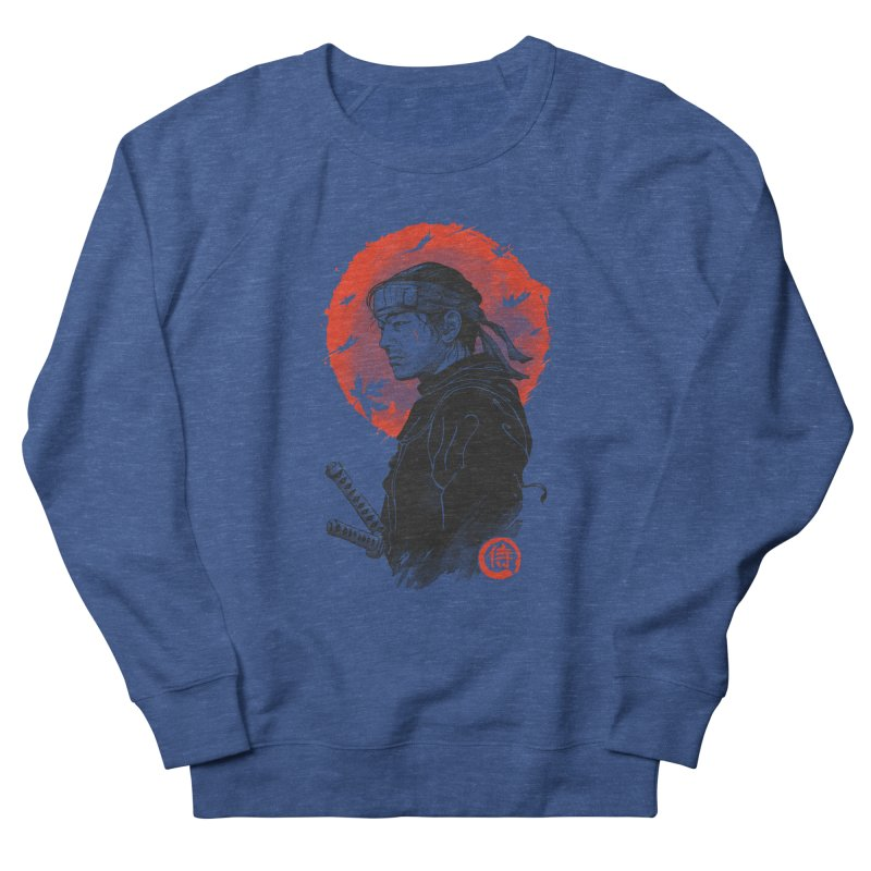 Ghost Samurai Women's Sweatshirt by Vincent Trinidad Art