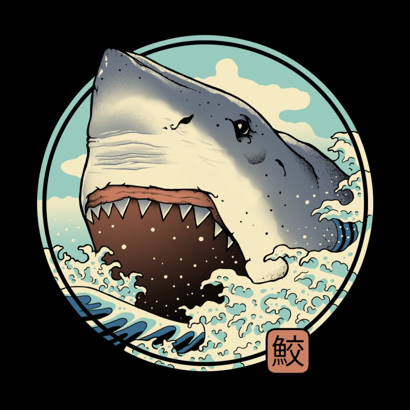 Shark Attack! Women's Tank by Vincent Trinidad Art
