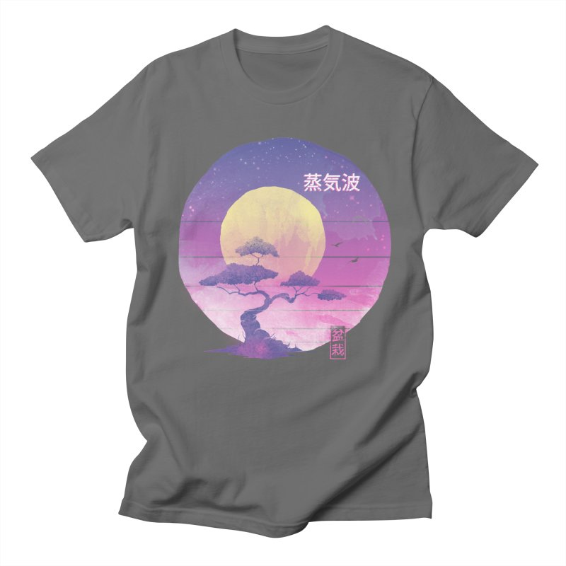 Bonsai Wave Women's T-Shirt by Vincent Trinidad Art