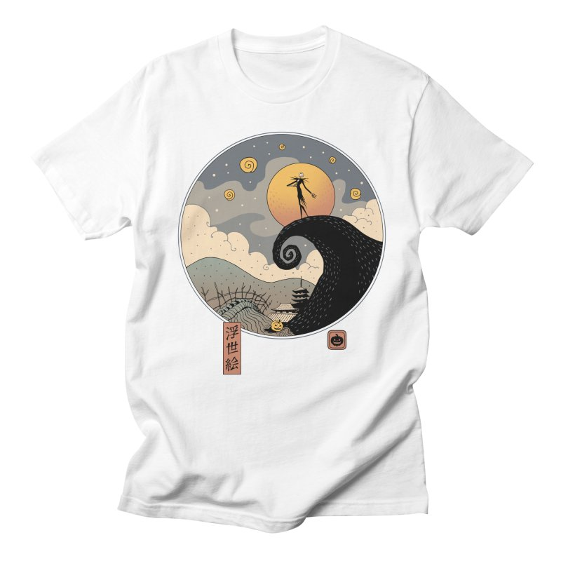Nightmare in Edo Women's T-Shirt by Vincent Trinidad Art