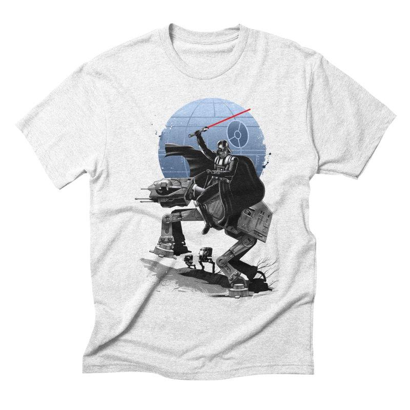 Crossing the Dark Path Men's Triblend T-shirt by vincenttrinidad's Artist Shop