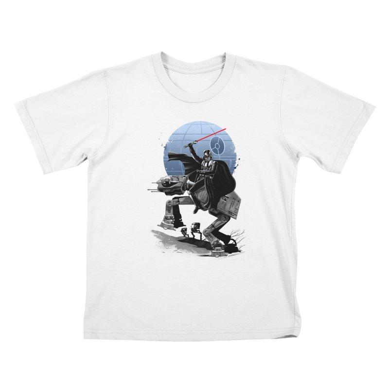 Crossing the Dark Path Kids T-shirt by vincenttrinidad's Artist Shop