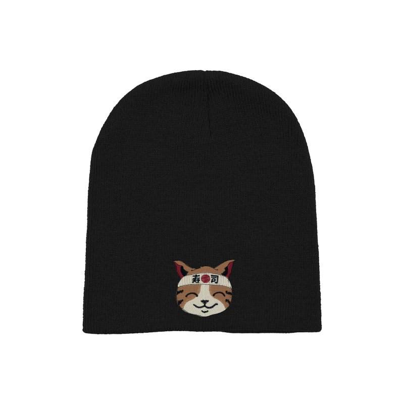 Sushi Cat Accessories Hat by Vincent Trinidad Art