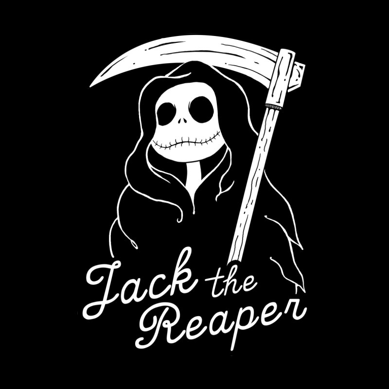 Jack the Reaper Men's T-Shirt by Vincent Trinidad Art