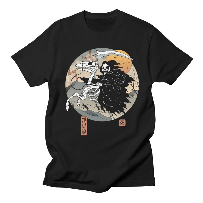 Crossing Death Men's T-Shirt by Vincent Trinidad Art