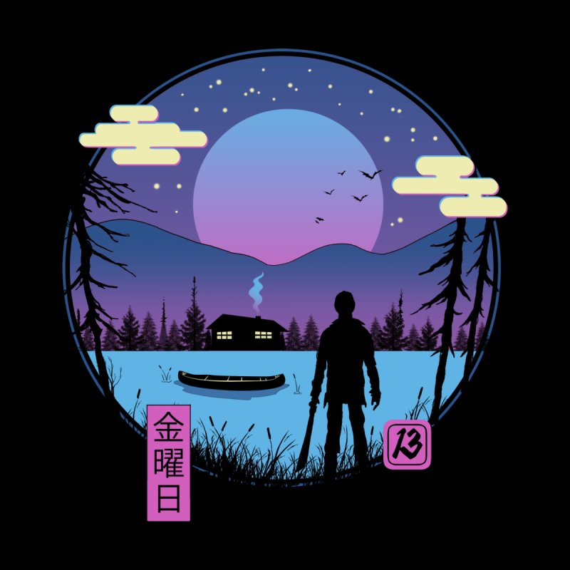 Camp of Lost Souls Men's T-Shirt by Vincent Trinidad Art