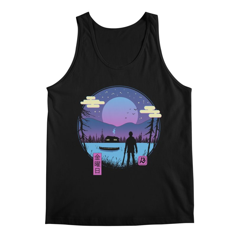 Camp of Lost Souls Men's Tank by Vincent Trinidad Art
