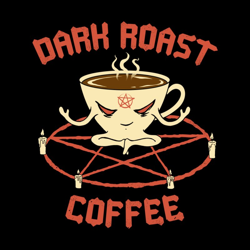 Dark Roast Coffee Men's Tank by Vincent Trinidad Art