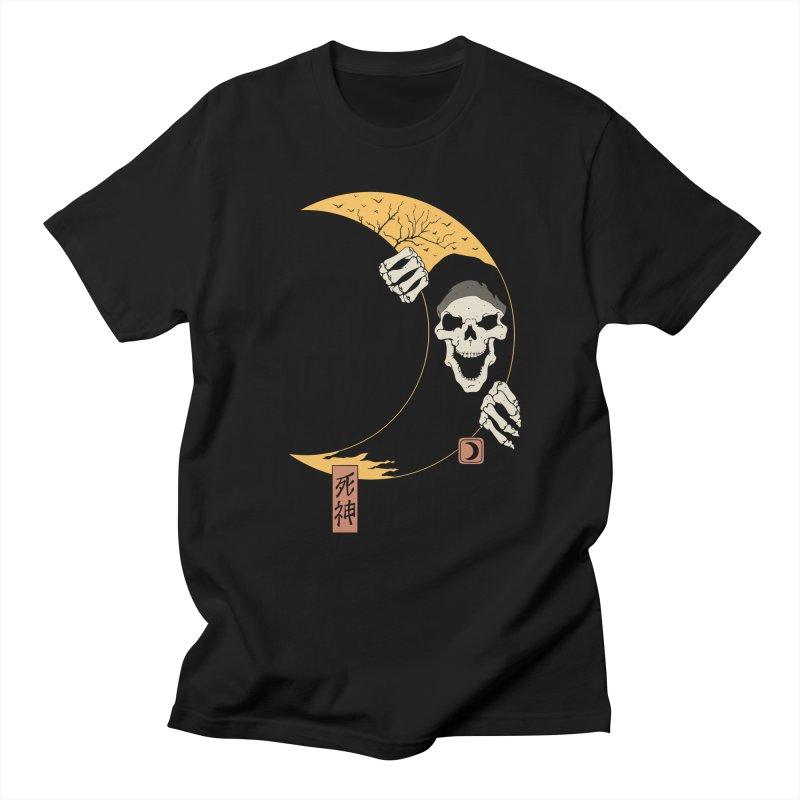 Moon Reaper Men's T-Shirt by Vincent Trinidad Art