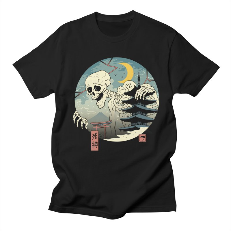 Shinigami Men's T-Shirt by Vincent Trinidad Art