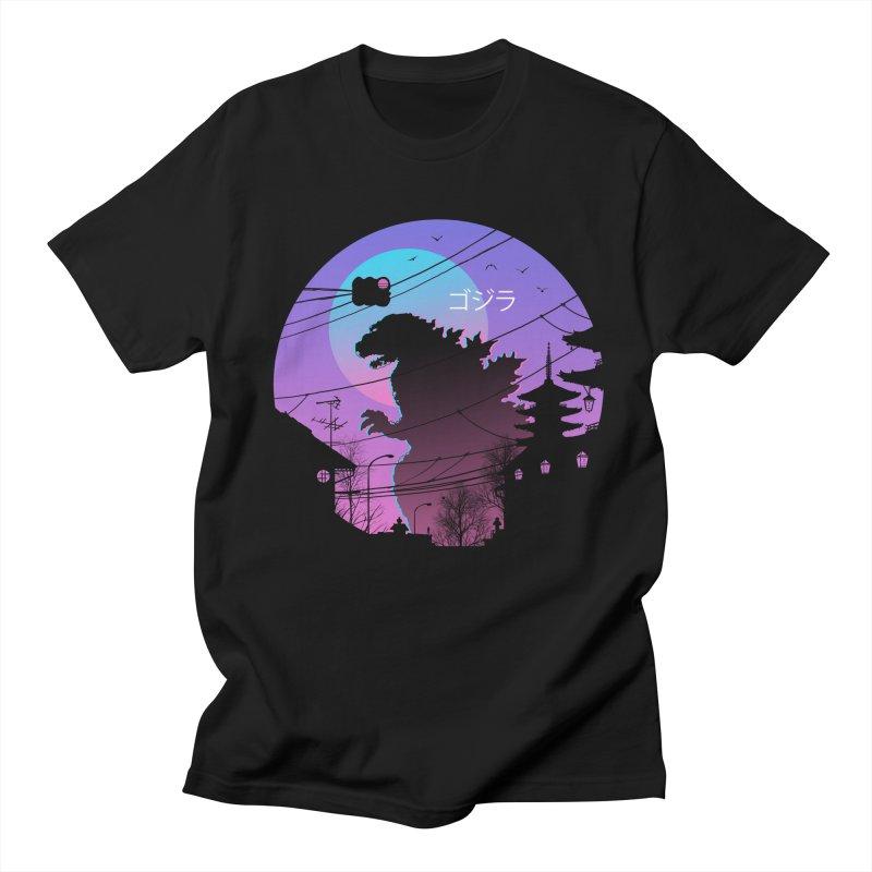 Night Walker Men's T-Shirt by Vincent Trinidad Art