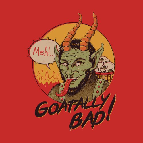 Design for Goatally Bad!