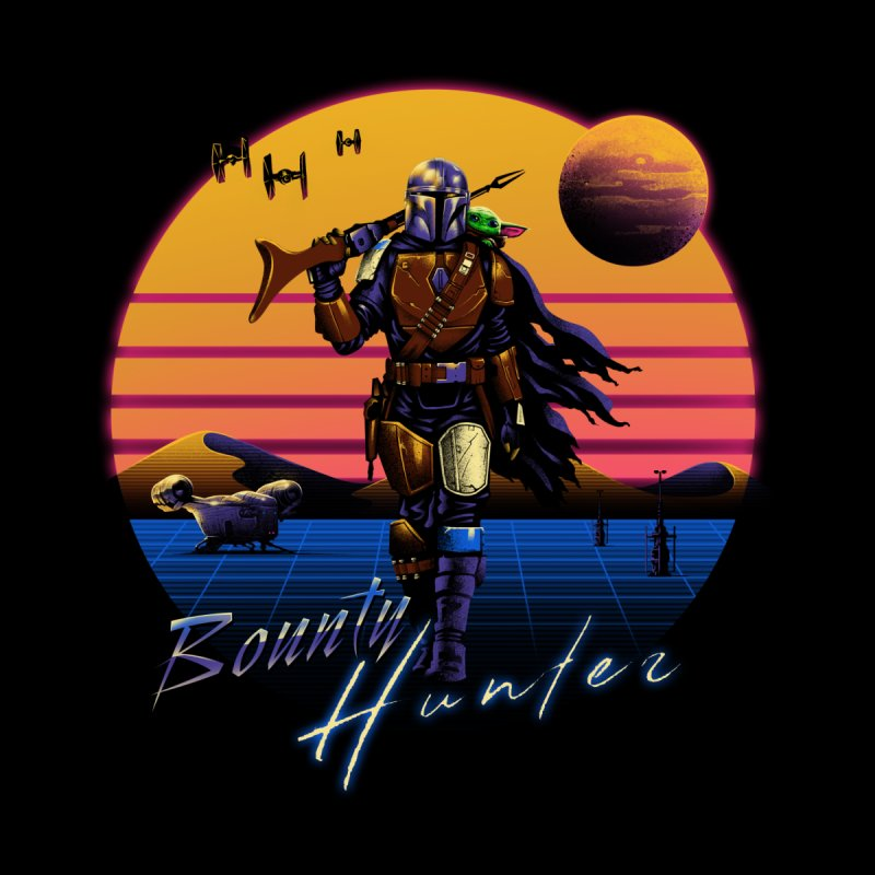 Rad Hunter Men's T-Shirt by Vincent Trinidad Art