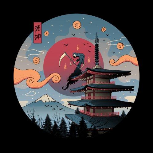 Design for Shinigami in Edo