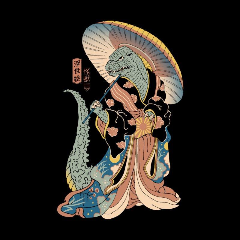 Geiko Kaiju Men's T-Shirt by Vincent Trinidad Art