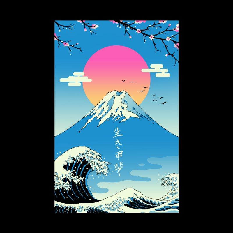 Ikigai Men's T-Shirt by Vincent Trinidad Art