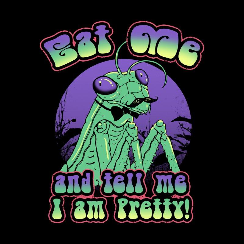 Pretty Mantis Men's Longsleeve T-Shirt by Vincent Trinidad Art