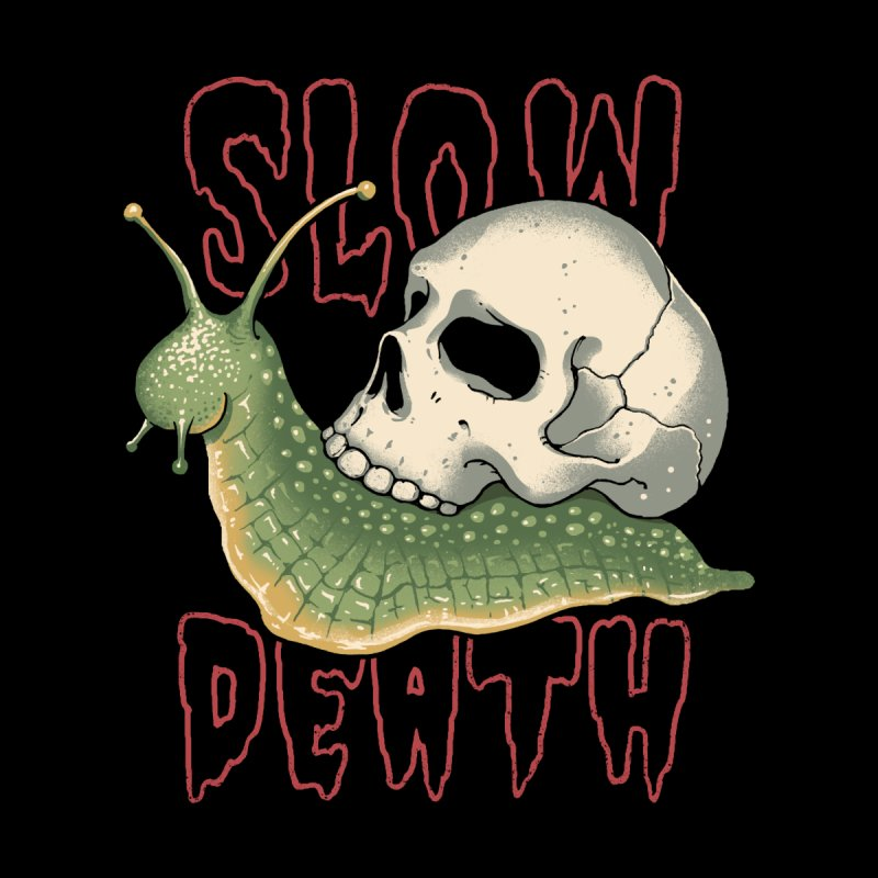 Slow Death Men's Tank by Vincent Trinidad Art