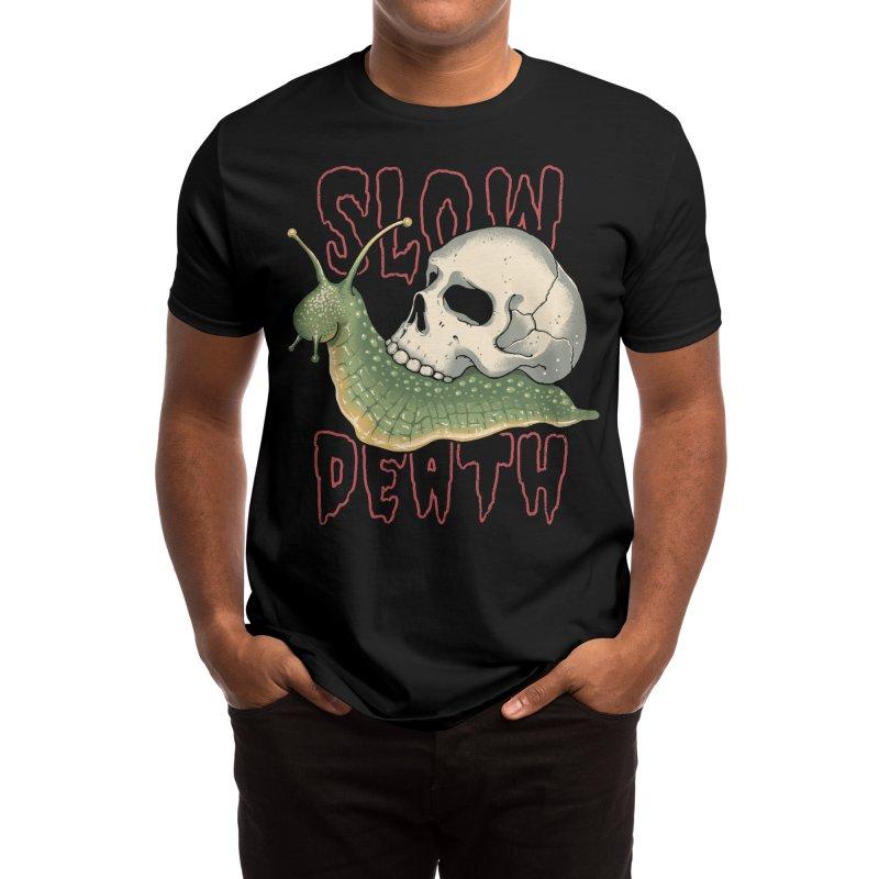 Slow Death Men's T-Shirt by Vincent Trinidad Art